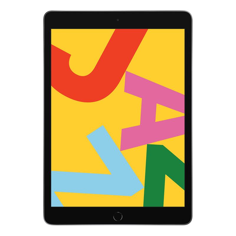 Apple iPad 32GB (Gen 7) Rymdgrå (Wi-Fi)