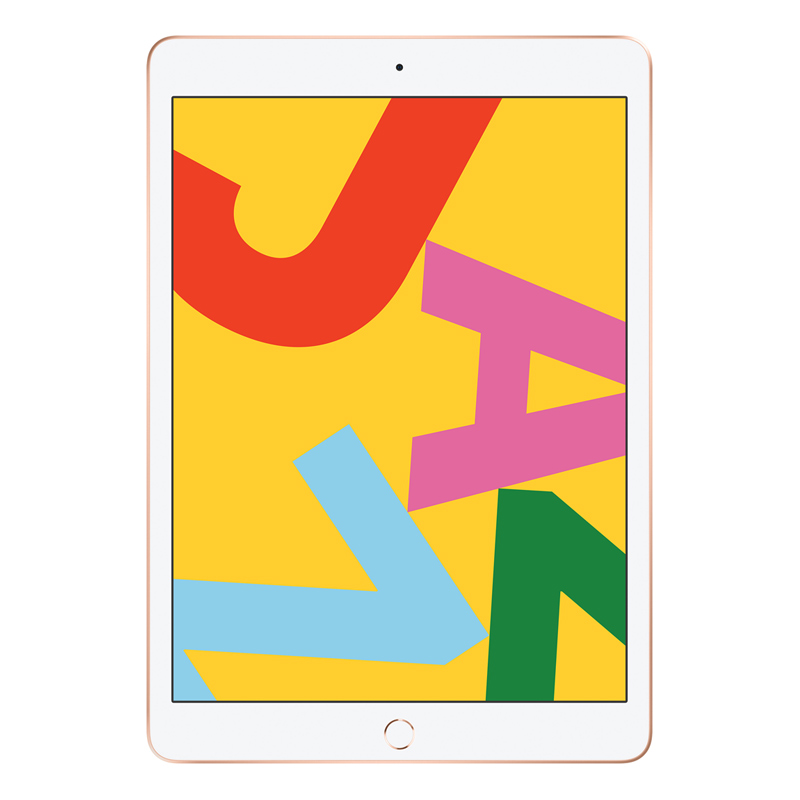 Apple iPad 32GB (Gen 7) Guld (Wi-Fi)