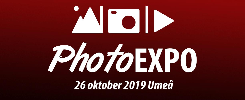 Varmt välkommen till Sveriges bästa mässa för foto och film! För fjärde året  i rad arrangeras PhotoExpo i Umeå ccf2585a26a0a