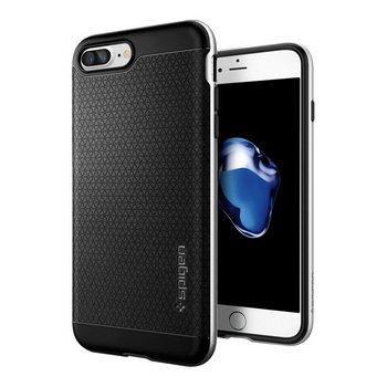 Spigen iPhone 7/8 Plus Case Neo Hybrid - Svart